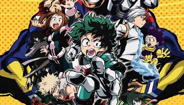 My Hero Academia: Season One UK Anime DVD Review | The Fandom Post