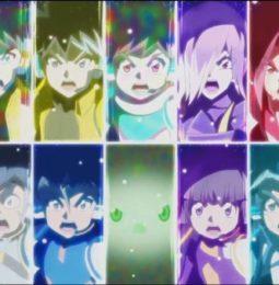Fourth 'Shinkansen Henkei Robo Shinkalion the Animation' Anime DVD/BD Box Set Release Packaging Arrives