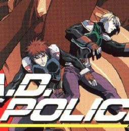 Nozomi Schedules 'AD Police' TV Anime Series SDBD Release