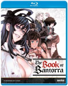 Book Of Bantorra Complete Collection 2019 Edition Blu Ray Anime