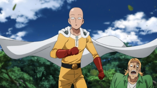 Image result for comicbook.com  one punch man season 2 dvd