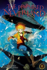 Erica Mendez Narrates Some Of 'The Promised Neverland' Manga