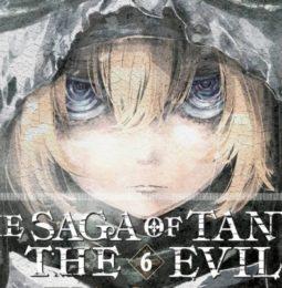 The Saga of Tanya the Evil Vol. #06 Light Novel Review