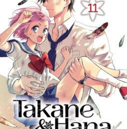 Takane & Hana Vol. #11 Manga Review
