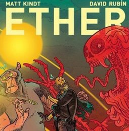 Ether: The Disappearance of Violet Bell #2 Review