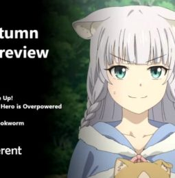 The 2019 Fall Anime Preview: Part 1