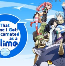 That Time I Got Reincarnated as a Slime: Season One Part One UK Anime DVD Review