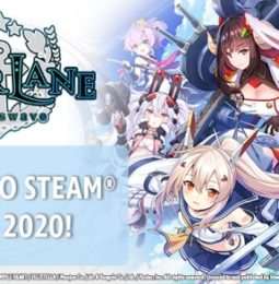 Azur Lane: Crosswave is Coming to Steam in Early 2020