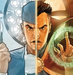 Marvel Reveals 'Dr. Strange' Series Launch Trailer