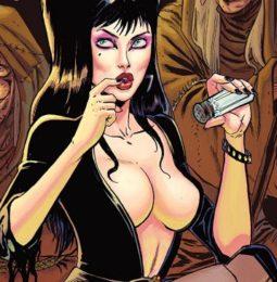Preview: Elvira: Mistress of the Dark #10