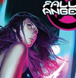 Marvel Showcases 'Fallen Angels' Series Launch Trailer