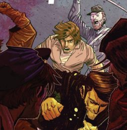 Knights Temporal #4 Review