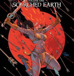 Preview: Red Sonja Vol. 1: Scorched Earth TP