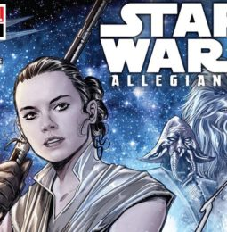 Journey To Star Wars: The Rise Of Skywalker – Allegiance #4 Review
