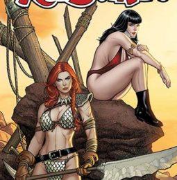 Preview: Vampirella/Red Sonja #3