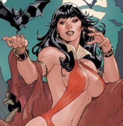 Vampirella #5 Review