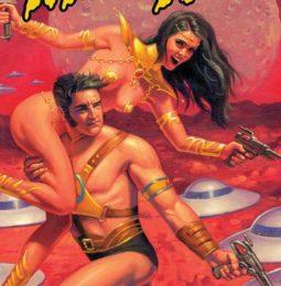 Warlord of Mars Attacks #5 Review