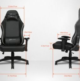 We Review The Ewinracing Knight Series Gaming Chair