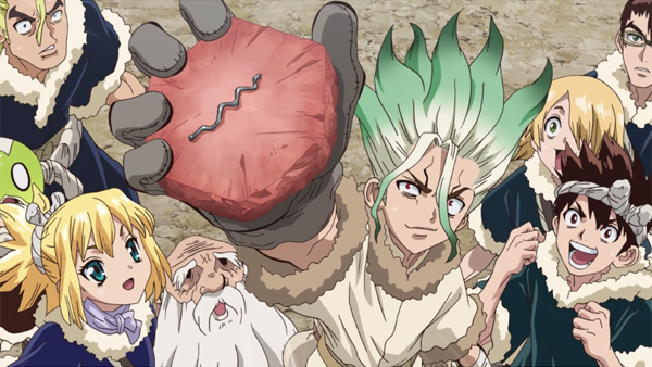 Dr. Stone Episode #23 Anime Review | The Fandom Post
