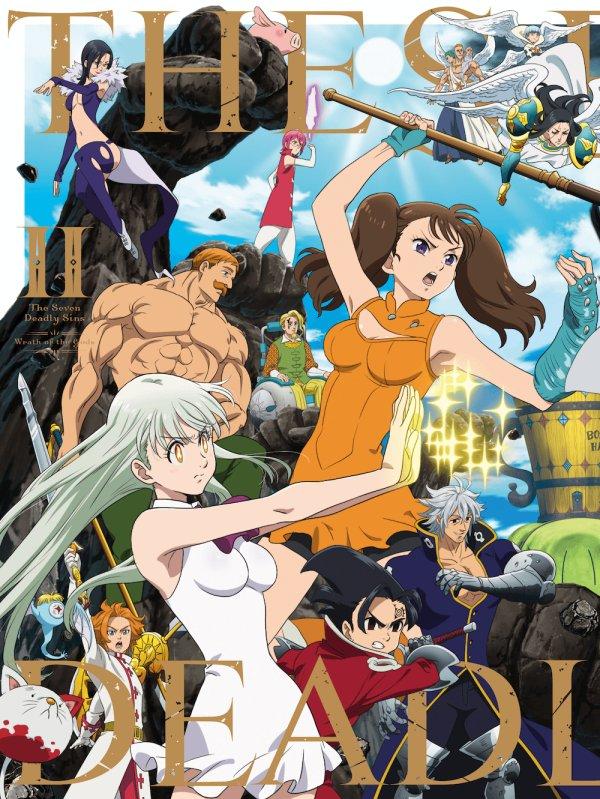 Vap Reveals Second Seven Deadly Sins Wrath Of The Gods Anime
